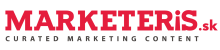 Logo Marketeris.sk